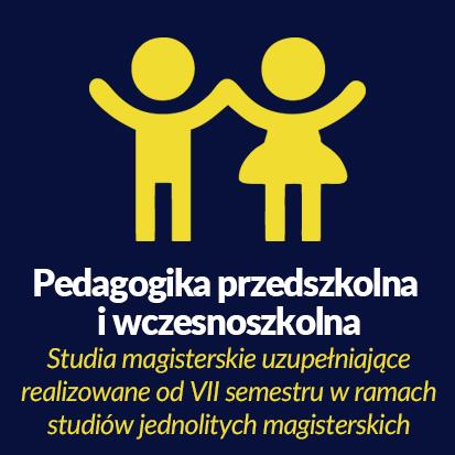 pedagogika przedszkolna i wczesnoszkolna studia katowice