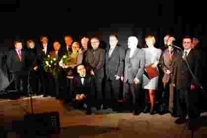 Gala Konkursu o Zagłębiowską Nagrodę Humanitas dawniej