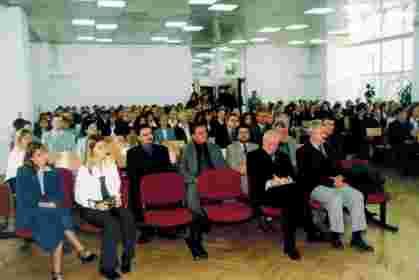Sympozja i konferencje dawniej