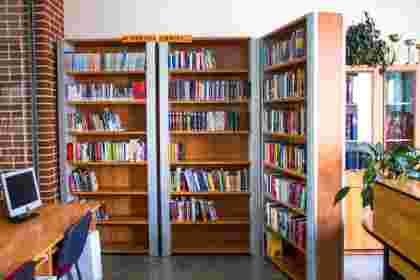 Wypożyczalnia Biblioteki WSH